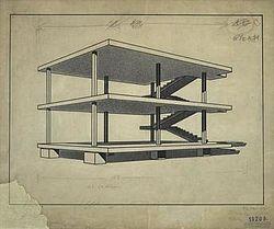 Charles-Édouard_Jeanneret_(Le_Corbusier),_1914-15,_Maison_Dom-Ino